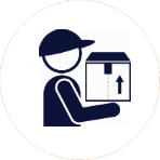 A door-to-door delivery option is available.