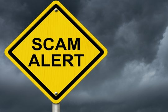 auto transport scams